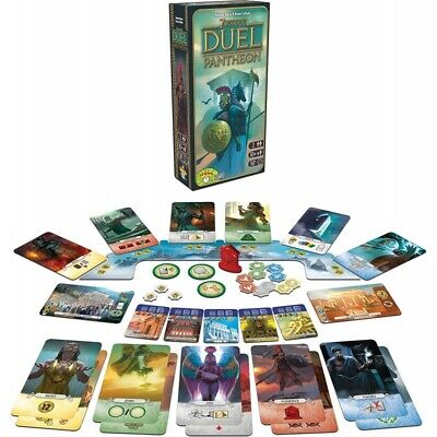 7 Wonders Duel Extension: Pantheon Jeu de société VF