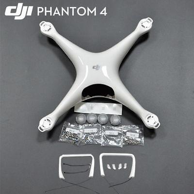 Original DJI Phantom 4 Body Shell Top Bottom Landing Gear LED Light Cover Srews