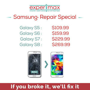 Smart Phone Repair Special! FREE 90 DAY WARRANTY!
