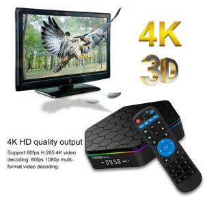 T95z Plus Octa-core Android box with Android 7.1
