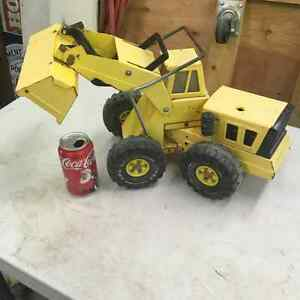 Vintage Mighty Tonka Tin Toy Loader Regina Regina Area image 1