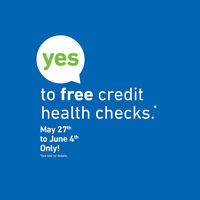 Free credit health check!