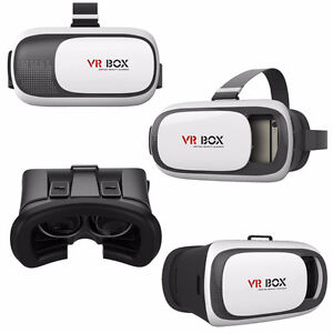 Virtual Reality Headset VR Glasses 3D 360 Android Apple NEW