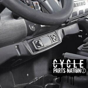 Yamaha UTV Side X Side Dashboard Audio Housing Kit