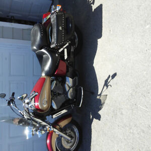 Exchange my Honda Shadow Ace 750cc 1999 for Goldwing