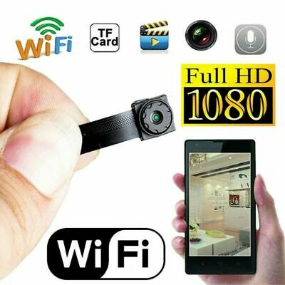 HD Mini Inalámbrico WiFi Espia IP Camara Oculta DIY Modulo Vision