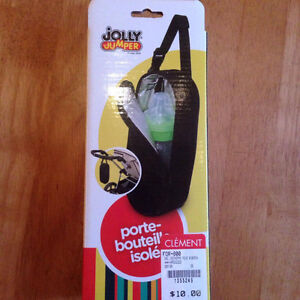 Porte-bouteille isolé Jolly Jumper
