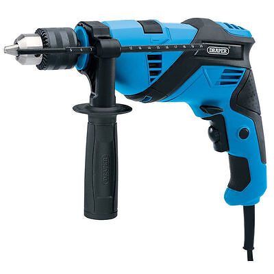 HEAVY DUTY DRAPER 20498 600W ELECTRIC HAMMER DRILL VARIABLE SPEED IMPACT DRIVER
