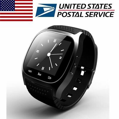 M26 Bluetooth Smart Watch Phone wrist Mate Touchscreen for IOS Android IPhone