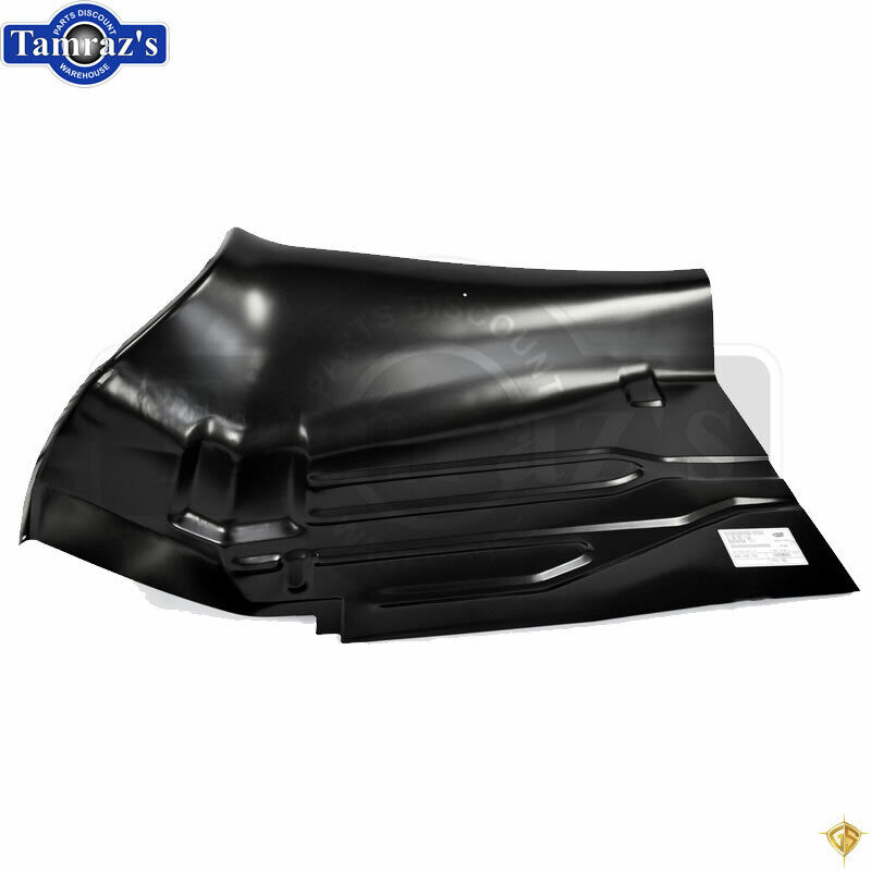 1978-1988 g-body oe type outer rocker panel except elcamino LH