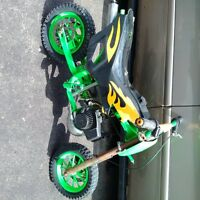 Giovanni Motosports 50cc Kids Dirtbike - AS IS