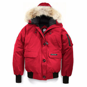 Selling Canada Goose Women's Bomber in Red