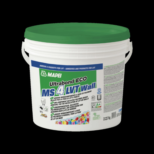Ultrabond Eco MS 4 LVT WALL  Mapei