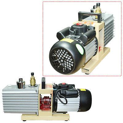 220v 2 Stage Rotary Vane Air Vacuum Pump 2xz-4 For Oca Laminator