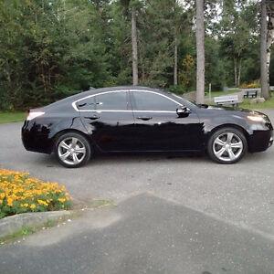 2012 Acura TL SH-AWD TECH **GARANTIE PROLONGÉE**