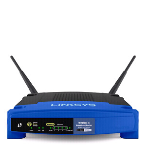 linksys wireless g router 2.4ghz 54mbps
