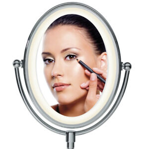 """LAST MINUTES MOTHER'S DAY GIFT - Conair """"True Glow"""" LED Mirror"""