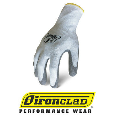 Ironclad Ikc5 Cut Resistant Level 5 Safety Work Gloves - 12 Pair Bulk Case