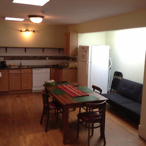 3+1 + 1 living room apartment on Quinpool all inclusive