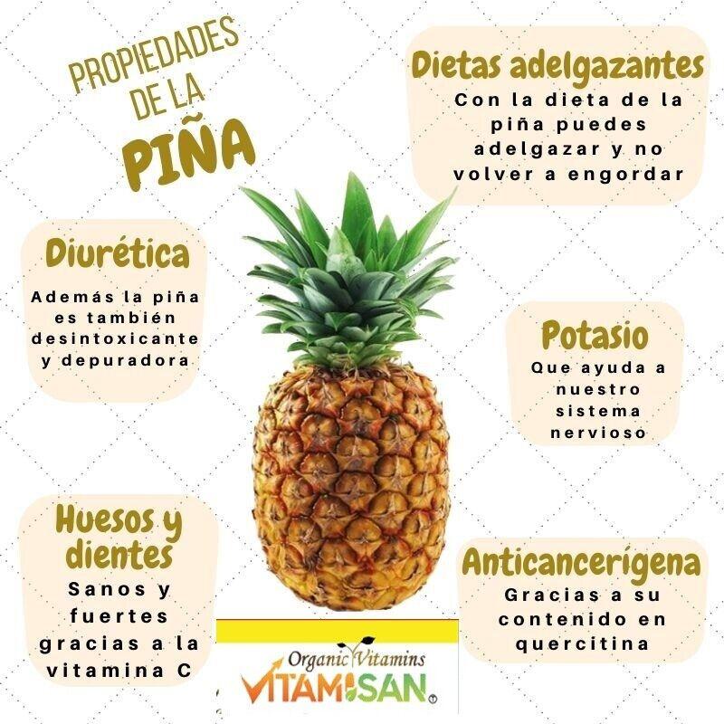 PINA SLIM CAPSULES Bromelain Pineapple Capsulas de Pina Slim Vida Keto 90 cap 2
