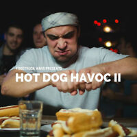 HOT DOG HAVOC II (Hotdog Eating Contest) at FOODTRUCK WARS!