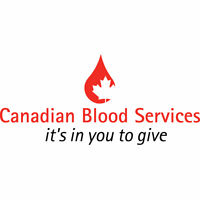In-Community Volunteer! - Canadian Blood Services