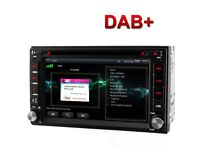 """Android 6.0 7"""" Inch DAB+ GPS Navigation Bluetooth Full Eropean HD 2 DIN Car Stereo"""