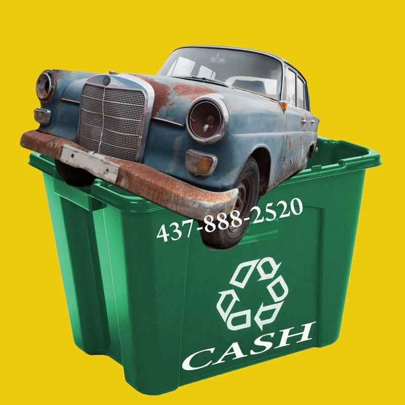 ▷▷ INSTANT CASH FOR JUNK CARS ▷ Get Up to $1,999 ▷ 437-888-2520 ...