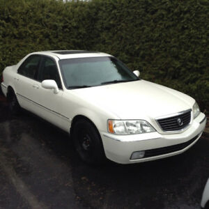 ACURA 3.5RL 1999 seulement 3950$