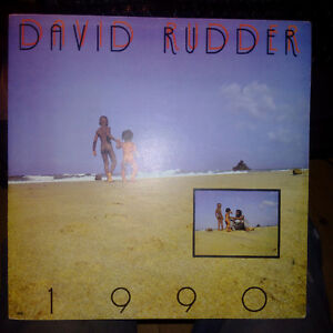 Vinyl Album - David Rudder - 1990