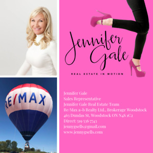 Call The Jennifer Gale Real Estate Team Today!!!