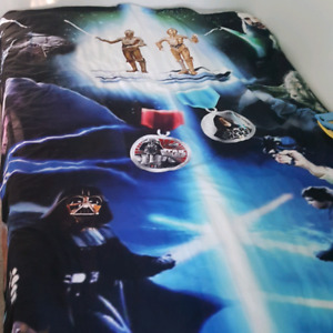Star Wars Duvet Cover with Pillow Case Queen Size- BRAND NEW