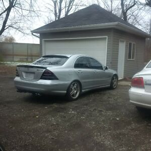 2002 Mercedes-Benz C32 AMG Stage 2 400+HP *7500$Firm*