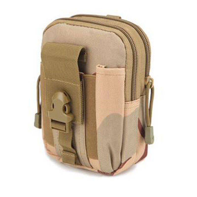 US Mens Mini Tactical Waist Bag Belt Fanny Pack Waist Pouch Backpack  Accessories  1b719a59765c8