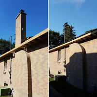 Free Estimate for Chimney Removal