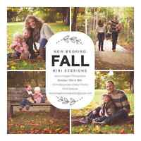 5th Annual Fall Mini Sessions - Amy's Images Photography