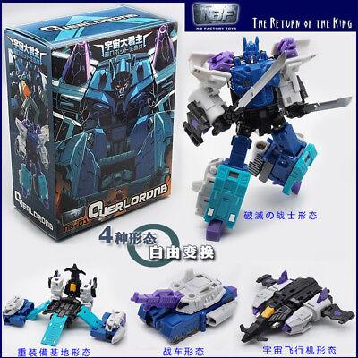 Hot Sale NBF Transformers Toys Titan return Pocket War Series NB-01 Overlord