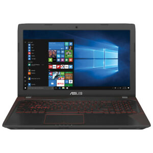 "SALE NEW asus 15"" i5 12gb ram GAMING laptop GTX 1050 with wty"