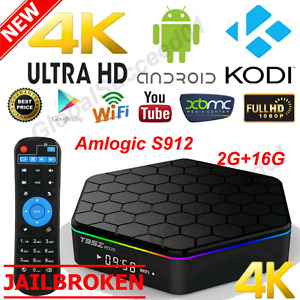 NEWEST Kodi TV Box Watch FREE Movies, TV Shows, Channels