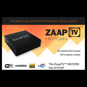 ZAAPTV HD709n availble at sandhu computers