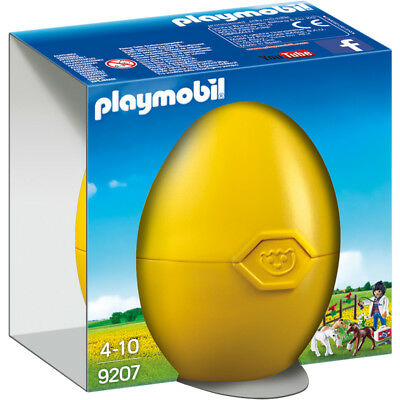 Playmobil Country Vet with Foals Gift Egg NEW