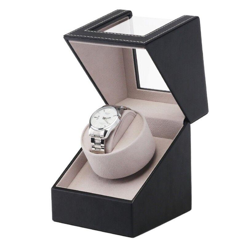 Watch Winder Box Self-Winding Automatic Mechanical Holder St