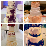 Delicious Homemade Custom Cakes and Cupcakes!