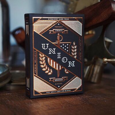 Union Playing Cards byTheory11