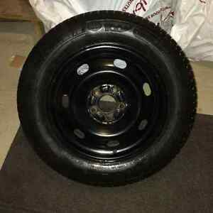 Michelin X-ICE 215/60R16 with Genuine Ford Steel Wheels $500 OBO