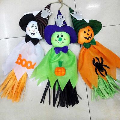 Halloween-hängende Dekorationen Garland House Party Animierte Scary Ghost Requis