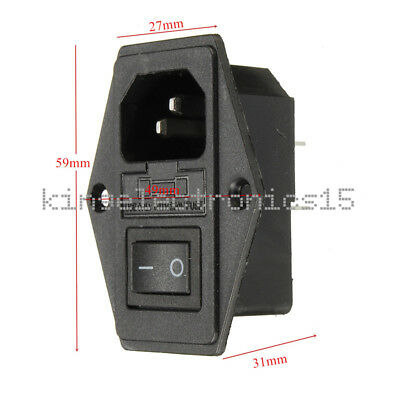 3d Printer Accessoryparts Makerbot Ultimaker 3 In 1 Fuse Power Supply Socket K9
