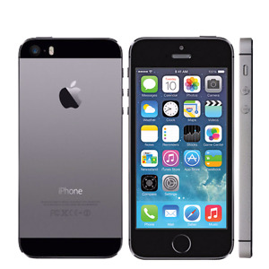 iPhone 5S 16GB unlocked to Bell/Virgin