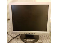 """AOC TFT1560PSA 15"""" LCD Monitor in good working condition"""