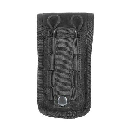 US Universal Tactical Cell Phone Belt Pack Bag Molle Waist P